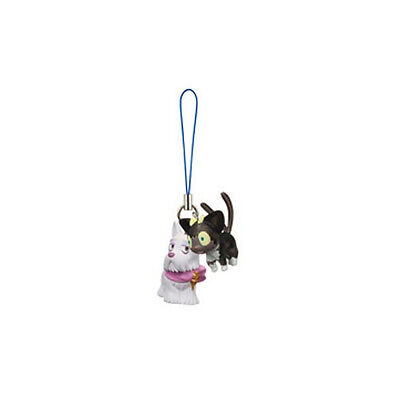 Blue Exorcist Mascot Cell Phone Strap Mephisto Dog Licensed NEW