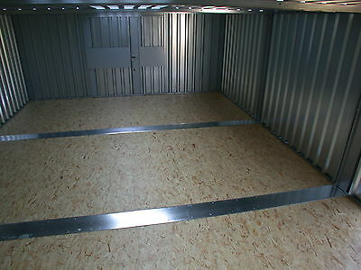 1Stk. Container Lagerhalle 5,05 X 7,05 Meter Lager ca. 33,9m²  ca. 69,6m³ Lager