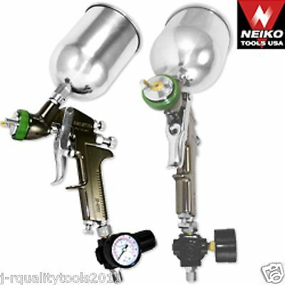 Pro Hvlp Air Spray Gun 1.5Mm *fine Clear Coat Auto Body