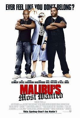 MALIBU'S MOST WANTED - 27x40 D/S Original Movie Poster One Sheet JAMIE KENNEDY