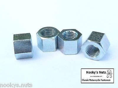 4 CEI Cycle Thread Nuts 5/16 (Reduced Hexagon) used on BSA Gearbox 67-3034