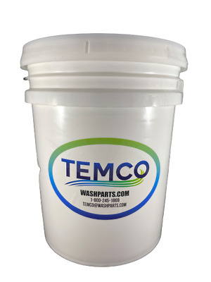 50 Lbs. Parts Washer Detergent From Temco Last 5 Times Longer Than Others!!