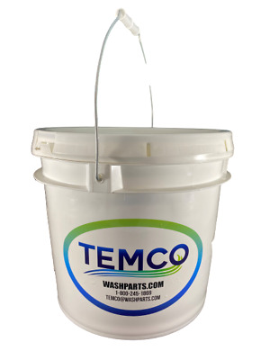 25 Lbs. Parts Washer Detergent From Temco,highly Concentrated Formula!! Saves$$