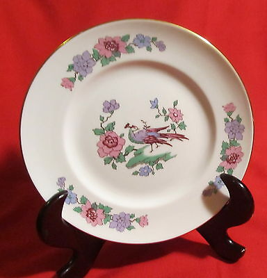 Staffordshire Fine Bone China ~ Cathay ~ Salad Plate ~  England