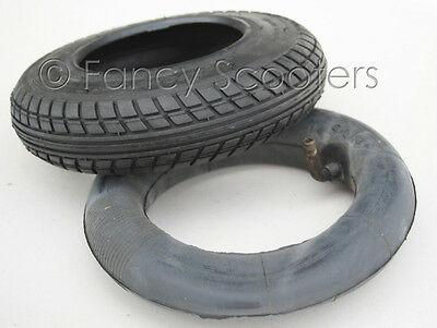 Razor Scooter Tire & Inner tube 8 1/2 x 2 with L Valve