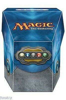 Blue Deck Box - Porta Mazzo Blu COMMANDER MTG MAGIC Ultra Pro