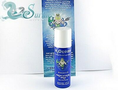 New H2Ocean Body Jewelry Piercing Aftercare Spray