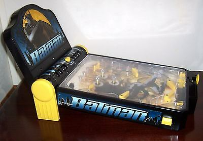 Batman - Funrise - Electronic Pinball Game - EUC