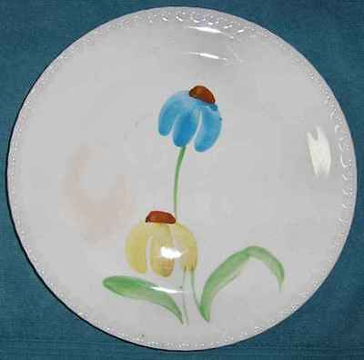 BLUE RIDGE POTTERY - CONNIE - LUNCH PLATE 052712B