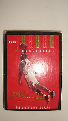 Rare 25 Carte De Collection Collector Michael Jordan 1996 The Upper Deck Company