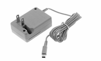 Nintendo 3DS CTR-001 Compatible WAP-002 Battery Charger AC Adapter Cord Plug