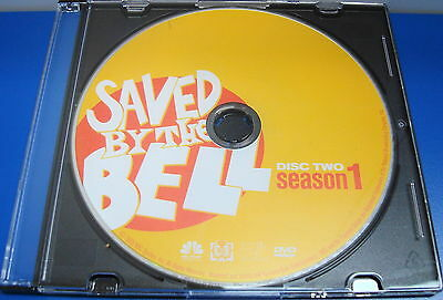 SAVED BY THE BELL FIRST SEASON 1 DISC 2 ONLY REPLACEMENT DISC