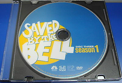 SAVED BY THE BELL FIRST SEASON 1 DISC 3 ONLY REPLACEMENT DISC