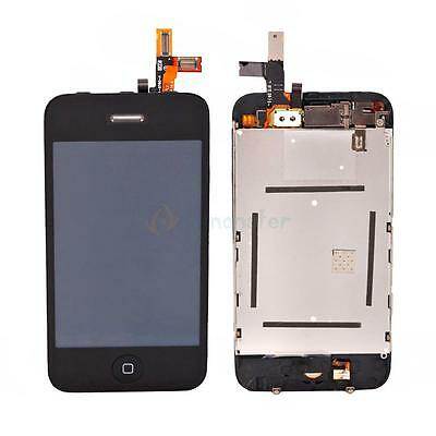 Full LCD Screen + Touch Digitizer Glass Assembly for iPhone 3GS