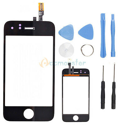 LCD Digitizer Glass Touch Screen Replacement for iPhone 3GS