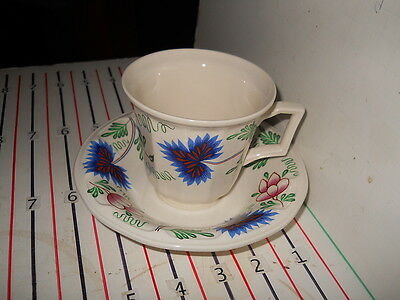Iroqouis Greenfield Village Cup And Saucer