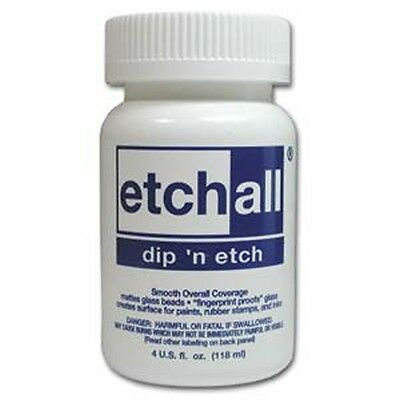 Dip N Etch By Etchall Glass And Mirror Etching Solution