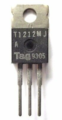 T1212M  Tag TRIAC 11.5a 600V TO-220