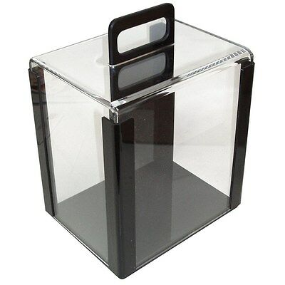 1000 Poker Chip Capacity Clear Acrylic Carrier for Poker Chips