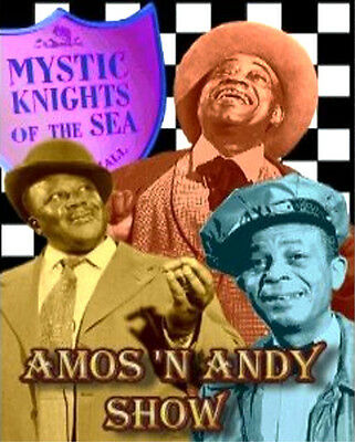Amos and Andy 'n' Volume 1 BEST Digital Restoration on DVD