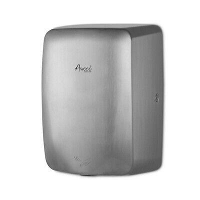 Awoco AK2803B Compact Stainless Steel Automatic High Speed Commercial Hand Dryer