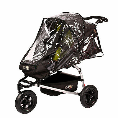 New Genuine Mountain Buggy Swift Storm Cover  Raincover Water Resistant Pre 2010