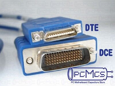 CISCO DB60 / DCE to Smart Serial / DTE Crossover Cable CCIE CCNP Free Shipping!!