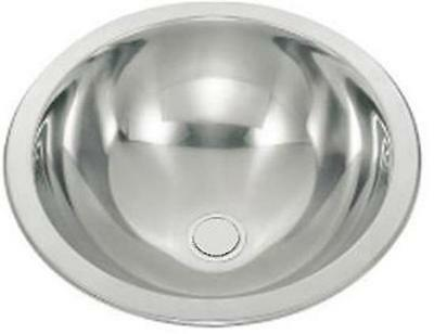 Choice Of Hygenic Dental Stainless Steel Sinks & Wastes Without Overflow