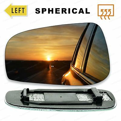 For Jeep Patriot 07-16 Right Driver side Aspheric Electric wing mirror glass