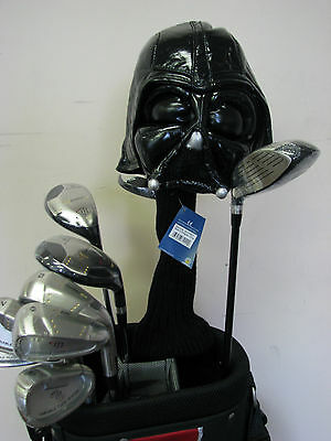(1) NEW STAR WARS DARTH VADER 460cc Golf Driver Large Headcover Head Cover