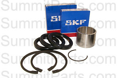 Skf Bearing Kit For Wascomat Late W124, Early W125 Models - 990219-S