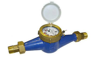 "40mm/ 1 ½""  BSP Cold Water Meter :: Domestic, agricultural"