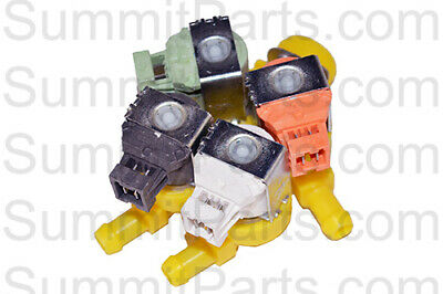 Water Valve - 4 way valve for Wascomat and Electrolux washers, Gen6 - 824069