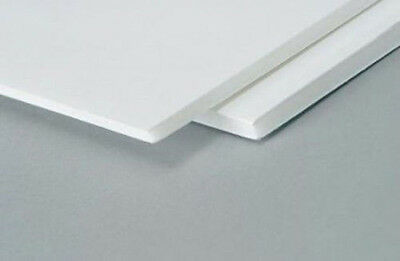 FOAMBOARD - 5mm A4 - 20 sheet pack -  White Foam Core Board