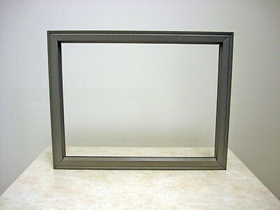 """9"""" x 12"""" DOUBLE SIDED METAL FRAME SIGN HOLDER"""