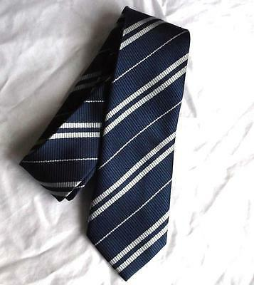 HARRY POTTER style HOGWARTS TIE:  RAVENCLAW!  NEW!!