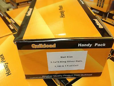 Nail Budget Packs For Paslode Im350 Gas Nailers All Sizes In Stock