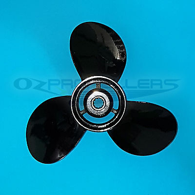 SUZUKI PROPELLER PROP NEW ALUMINIUM SUITS 20 25 30HP ENGINES All Sizes 3 Blade