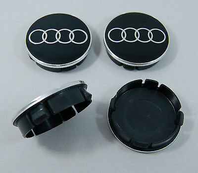4x60mm audi felgendeckel nabendeckel radnabendeckel. Black Bedroom Furniture Sets. Home Design Ideas