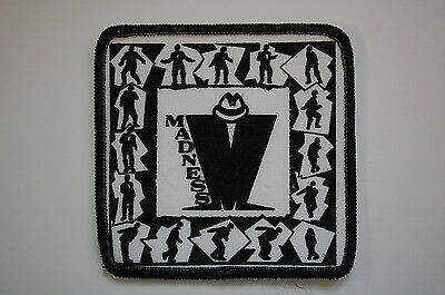Madness Sewn Patch (SP1060) Ska Rock Steady Reggae The Specials Selecter