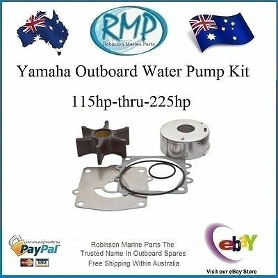 A Brand New Yamaha Water Pump Repair Kit 115hp-thru-225hp # R 6G5-W0078-00