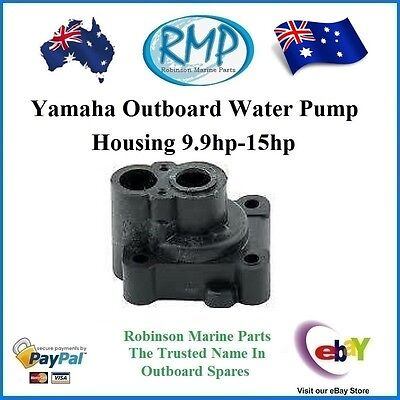 A Brand New Water Pump Housing Yamaha 2/Stroke Outboards 9.9hp-15hp 682-44300-01