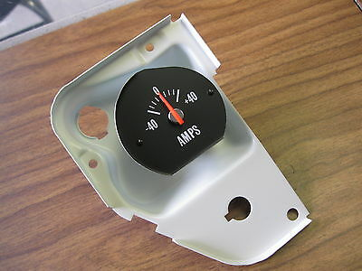1971 1972 71 72 Chevelle SS Monte Carlo new amp gauge with retainer
