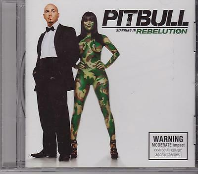 Pitbull - Rebelution - Cd