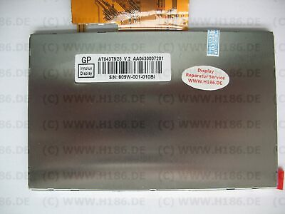 "LCD Display 4,3"" 10,9 cm AT043TN25 ATO43TN25 V.2."