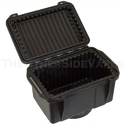 NEW - Stealth MAGNAVAULT Crater Medium MAGNETIC Storage SAFE Box - FREE SHIPPING