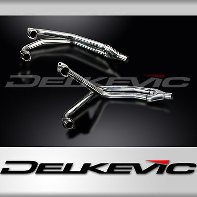 Yamaha Xj600 Diversion 92-04 Stainless Steel Exhaust Downpipes Oem Compatible