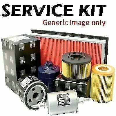 Ford Focus 1.4 1.6 1.8 2.0 Petrol 98-05 Oil,Fuel,Air & Cabin Filter Service Kit