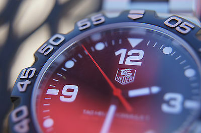 Watch Battery Replacement Service For Tag Heuer Watches