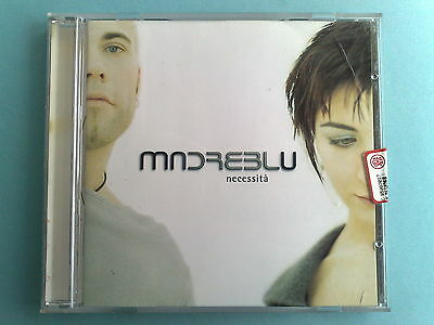 Madreblu - Necessita' - Raro Cd Nuovo Sigillato (Sealed)